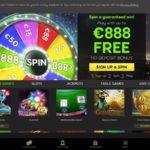 888 Casino Bonuscode