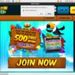 Amazon Slots Sign Up Offer