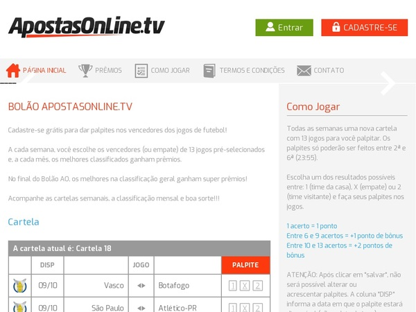Apostas Online Tv No Deposit Codes