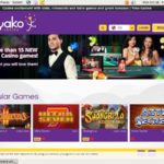 Best Slots Yako Casino