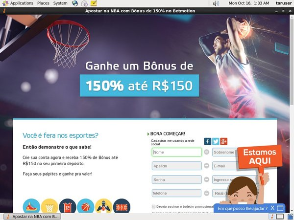 Bet Motion BR Onlinecasino