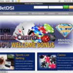 BetDSI Sign Up Page