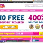 Bingo Boogie Welcome Bonus No Deposit