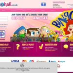 Bingo Hall Welcome Bonuses