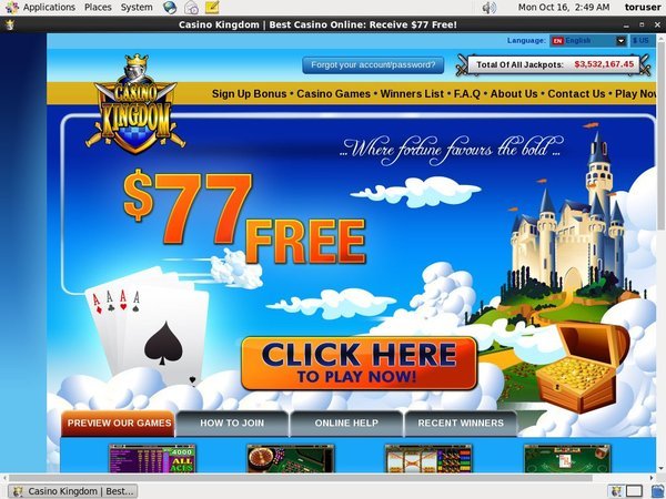 Casino Kingdom Deposit Vip