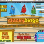 Clucky Bingo Maximum Deposit