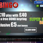 Dealornodealbingo Welcome Promo