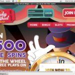 Download Lucky Wheel Bingo App