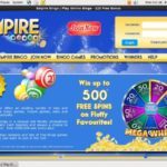 Empire Bingo New Player