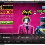 Euro Grand Casino First Deposit Bonus
