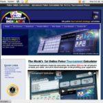 Free Online Poker Tournament Indicator