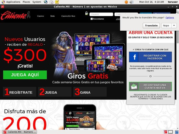 Free Poker Caliente Casino