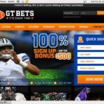 GT Bets Horse Racing Deposit Page