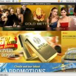 Get Gold Betting Account