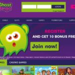 Ghost Bingo Bonus