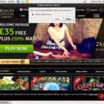 Grandfortunecasino Account Bonus