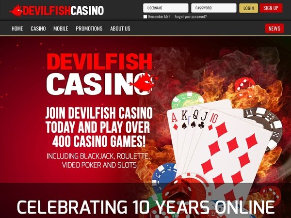 How To Bet Devil Fish