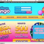 Lollipop Bingo Desktop Site Login