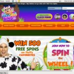Lucky Cow Bingo Telephone Betting