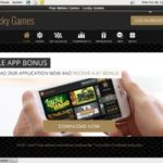 Luckygames Joining Promo Code