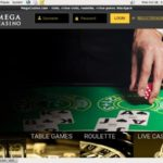 Mega Casino New Customers Bonus