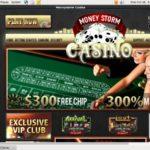 Moneystorm Casino Dostac Bonus