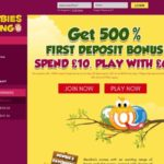 Newbies Bingo Pay By Mobile