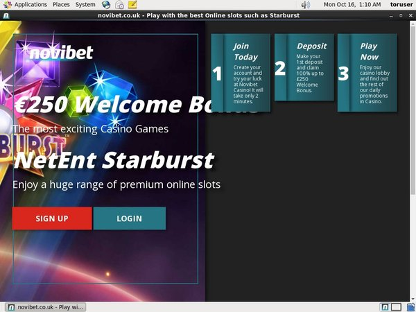 Novibet Mobile Payment