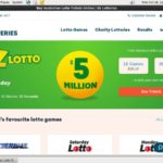 Oz Lotteries Credit Card