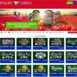 Polder Casino 환영 보너스