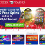 Poldercasino Offer Bonus