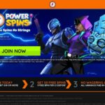 Power Spins Using Paypal