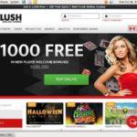 Redflush Advertisement