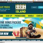Reel Island Free Spins Bonus