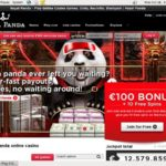 Royal Panda 100 Bonus