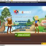 Scandibet Visa Card