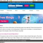 Signup Bonus Moon Bingo