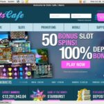 Slots Cafe Sportsbook