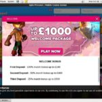 Spin Princess Casino Bonus Uk