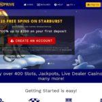 Spinprive Match Bonus