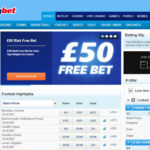 Sporting Bet UK Promociones