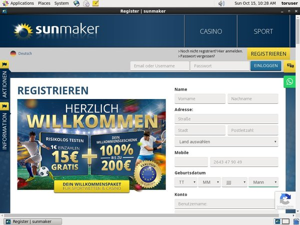Sun Maker Best Online Casino