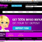 Time Bingo Play Slots