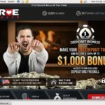 True Poker Velkomstbonus