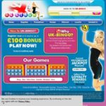 UK-Bingo With Gift Card