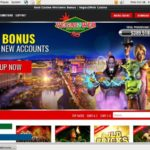 Vegas 2 Web Welcome Bonus Package