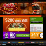 Welcome 123vegaswin Bonus