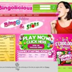 Welcome Bonus Bingolicious