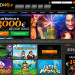 Welcome Grand Wild Casino Bonus