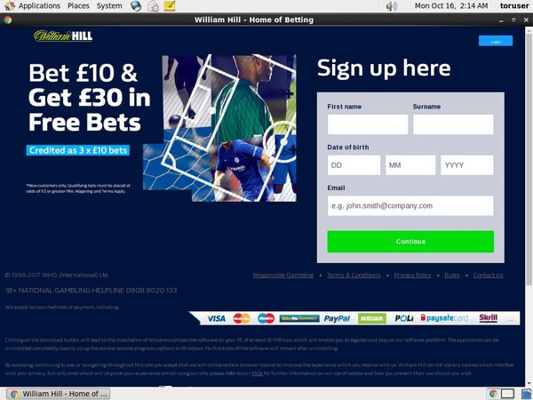 William Hill Sports Best Bets